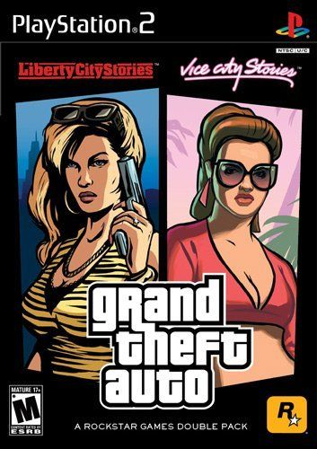 Gta Liberty City Stories Vice City Stories 2 Pack By Rockstar
