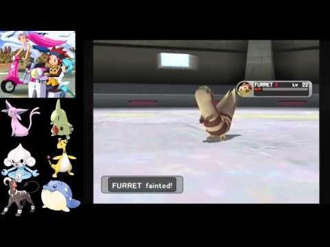 Pokemon XD: Ep 10 - Pre-gym