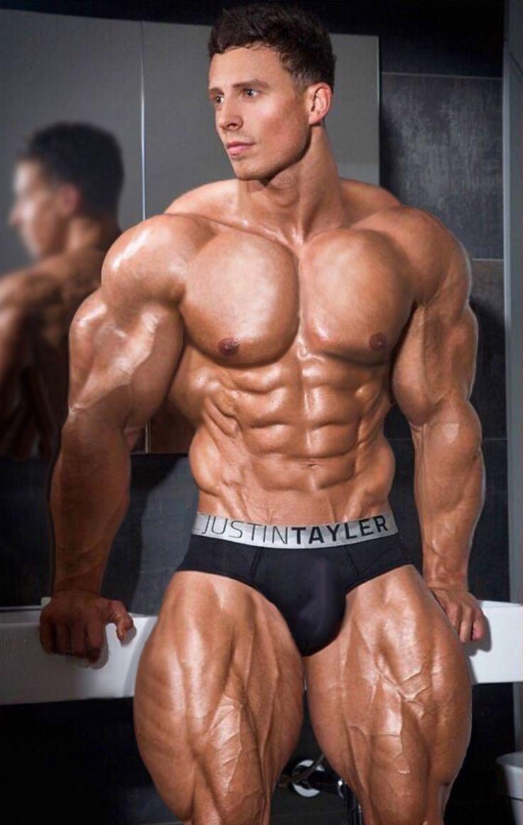 Cock bodybuilder