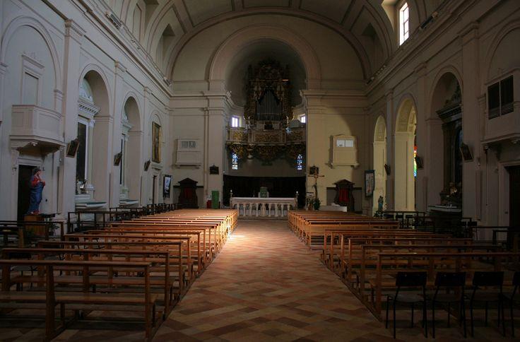 #Chiesa di San Domenico #Fermo, #Marche, #Italy