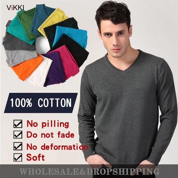 Купить свитер мужской хлопок