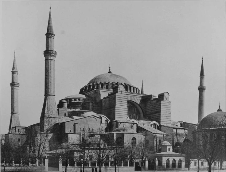 History | Hagia Sophia Museum