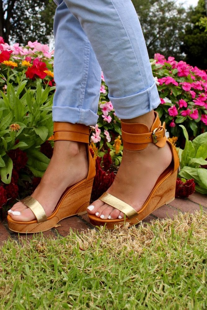 Image of Summer Wedge Sandals