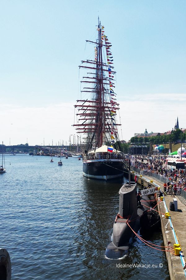 The Baltic Tall Ships Regatta 2015