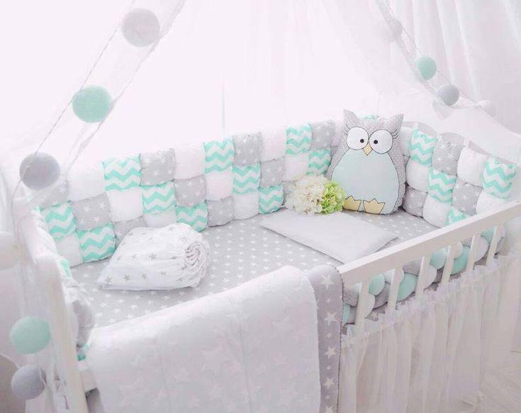 Bumper Set + Blanket   – Kinderzimmer