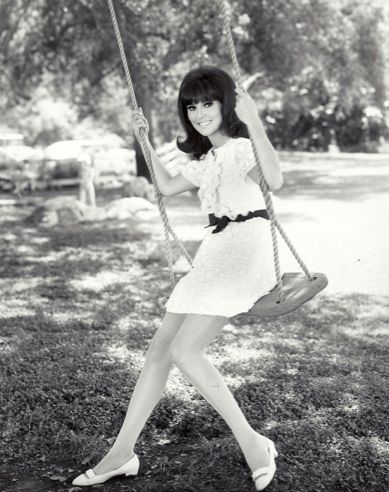 """Marlo Thomas, 1960s from """"That Girl"""""""