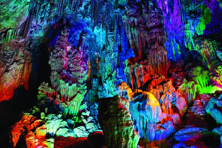 Reed Flute Cave (China)