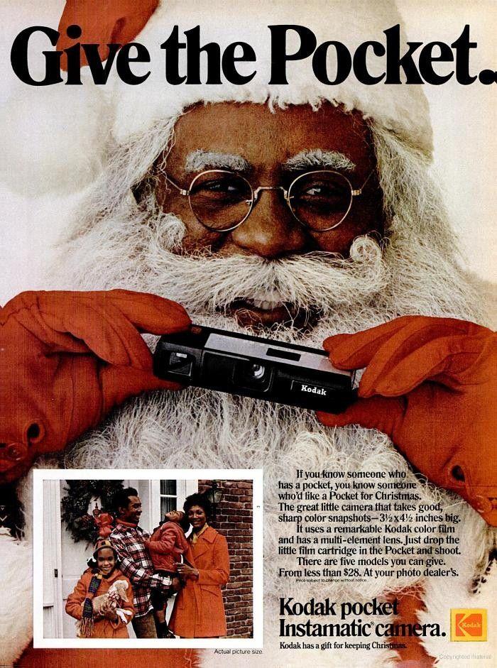 Kodak Pocket Instamatic Camera, 1972