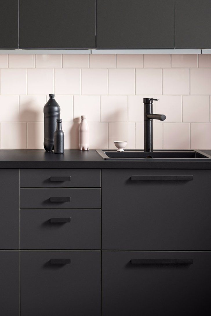 Ikea Just Released the Sleekest Kitchen Cabinets, All Made From Recycled  Materials