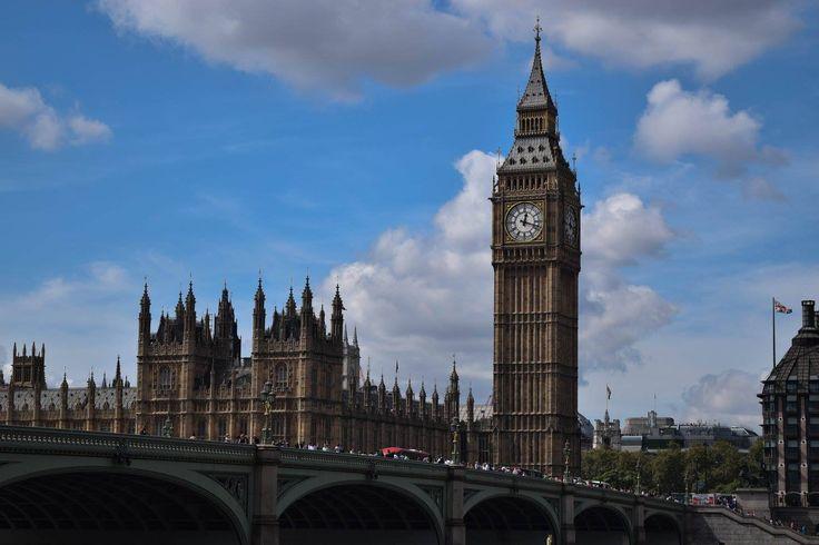 Guía de Londres I. El Rincón de Tximeleta.