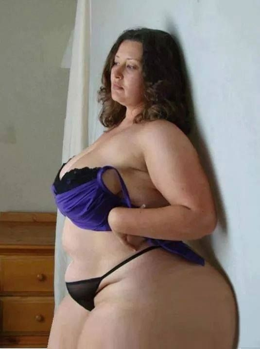 White gorgeous bbw