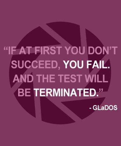 I love/hate GLaDOS! | ...