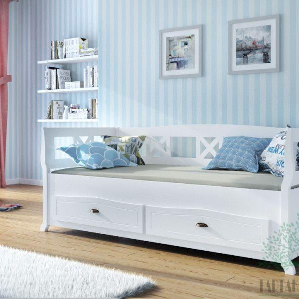 BB Biała - Prosta, minimalistyczna bryła, subtelna elegancja w skandynawskim stylu. Wygoda i ergonomia tworzone aby zajmować jak najmniej powierzchni w Twoim domu.