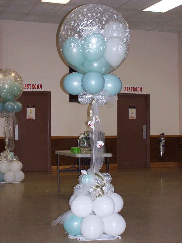 balloons for wedding decorations 1000 ideas about wedding balloon decorations on 1471