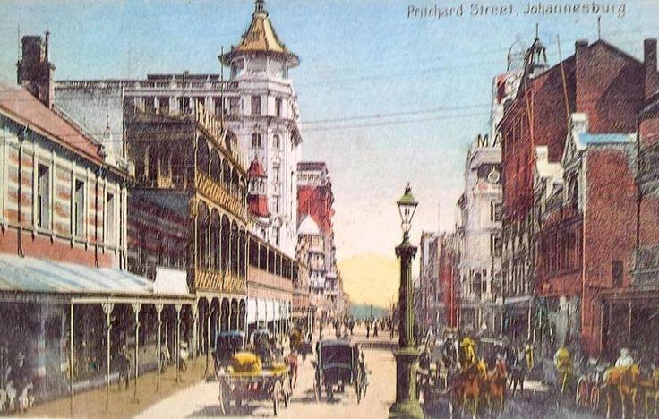 Pritchard Street.