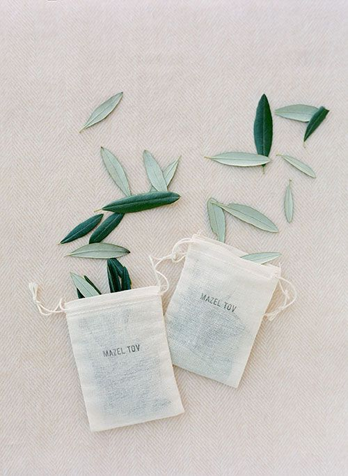 Olive Leaf Toss for Ceremony   Brides.com
