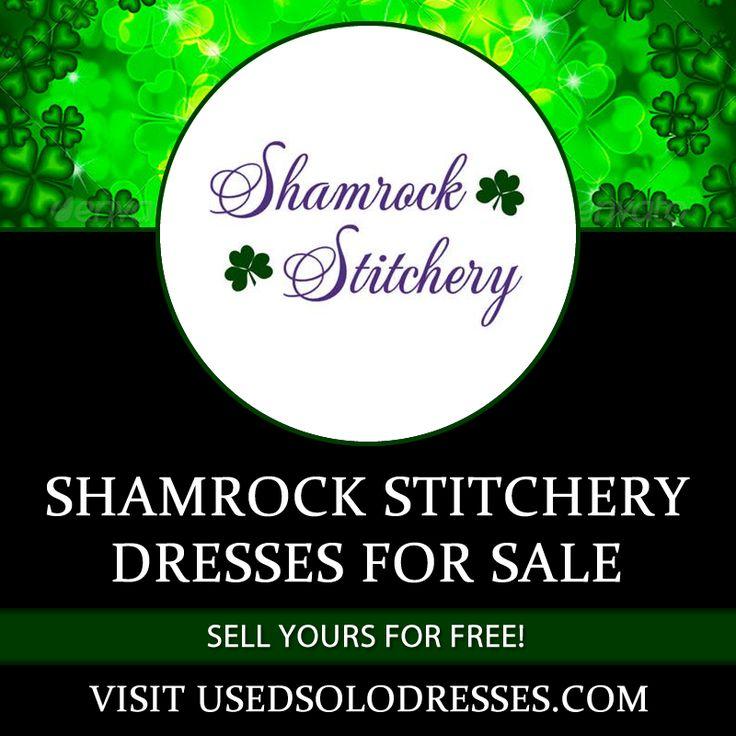 Shamrock Stitchery Irish dance dresses