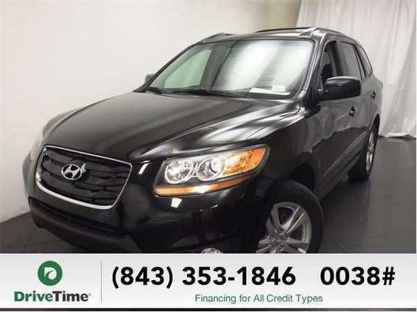 2011 Hyundai Santa Fe SUV SE (Dont Miss! Get down payment in 2 mins!)