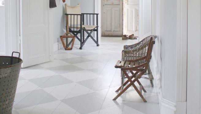 Arbetsråd för dig som ska måla golv   Alcro Färg