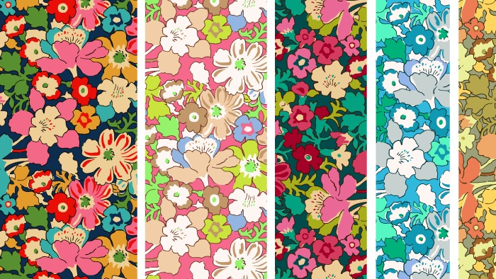 Liberty Lifestyle Fabric Dorothy