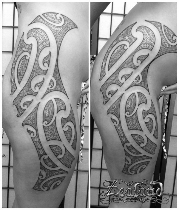Maori Lower Back Tattoo: 1000+ Images About Maori Tattoos On Pinterest
