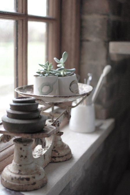Studio space of Ceramic Artist Helen Button