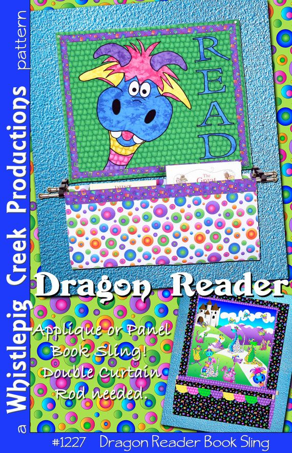 The 25 best book sling ideas on pinterest fabric bookshelf how pdf dragon reader book sling sewing pattern by whistlepigcreek solutioingenieria Choice Image
