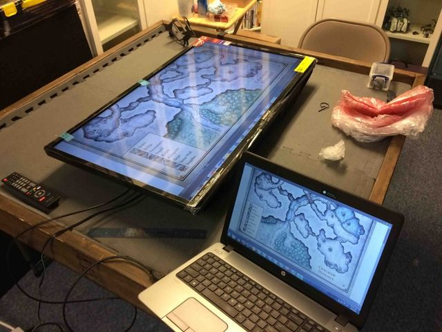 The 11 Best D Amp D Gaming Table Ideas Images On Pinterest