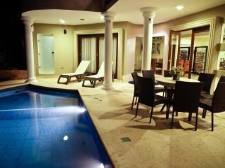Vacation Rental in Playa del Carmen, Mexico - luxury villa 5 bedroom- 6/ba