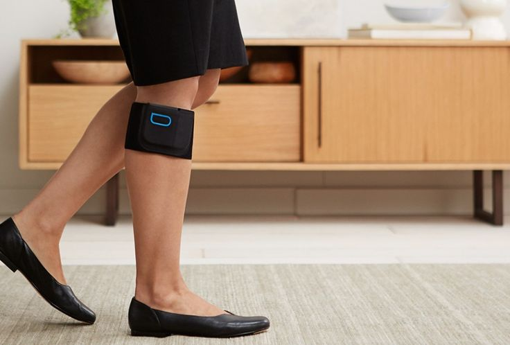 Quell is a soon-to-be available wearable device that sends electric pulses through skin to counter pain