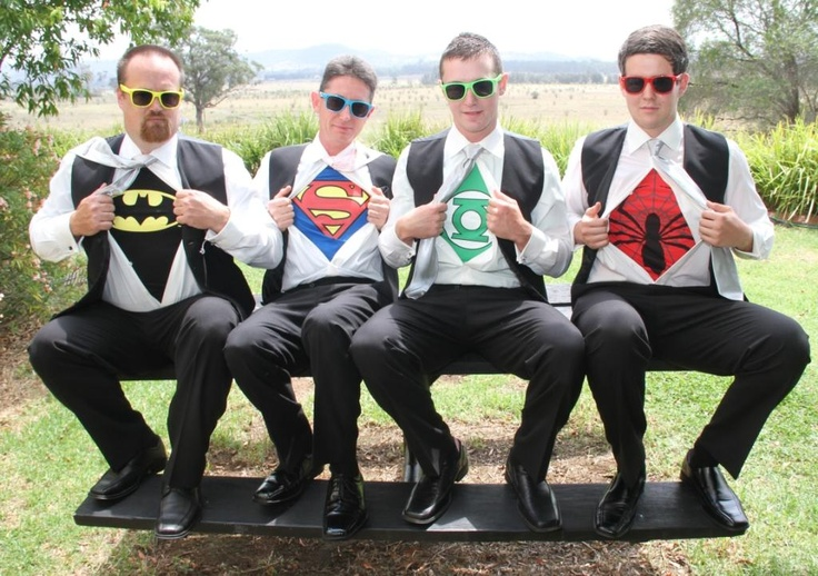 Great fun pic of the boys from the bridal party.  Photography by Storybook Photography Australia - NSW.