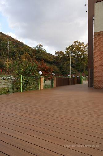UltraShield Composite Floor Korea 2014, please visit www.newtechwood.com for more information.