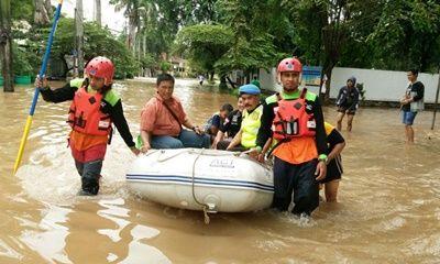 BMKG: Hujan Deras Jakarta Hingga Permulaan Maret