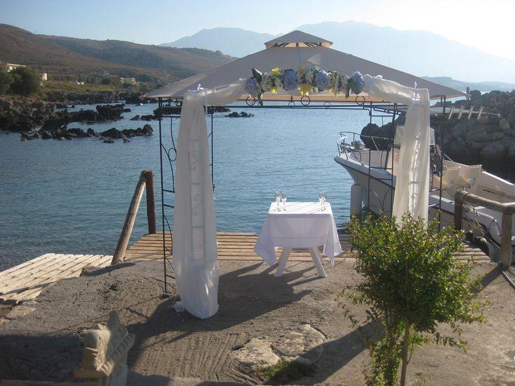wedding arch decoration  for beach wedding