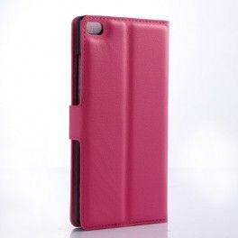 Huawei P8 Lite pinkki puhelinlompakko. #p8lite