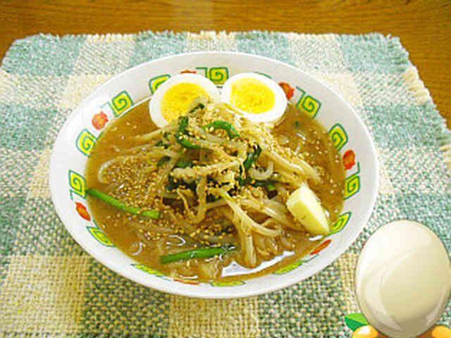 【簡単】味噌ラーメンのスープ