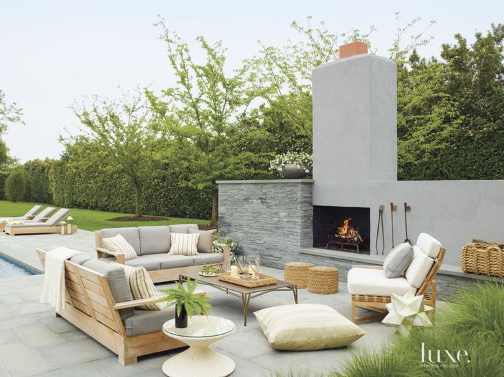 A Contemporary Napa Valley Residence with a Strong Outdoor Connection   LuxeDaily - Design Insight from the Editors of Luxe Interiors + Design