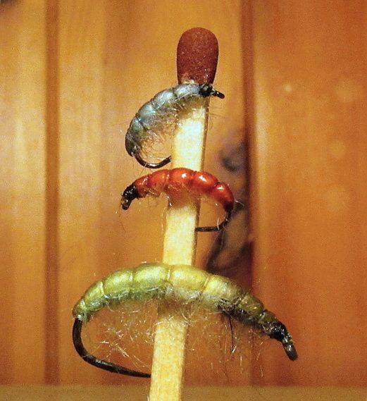 Vázání mušek v Náchodě