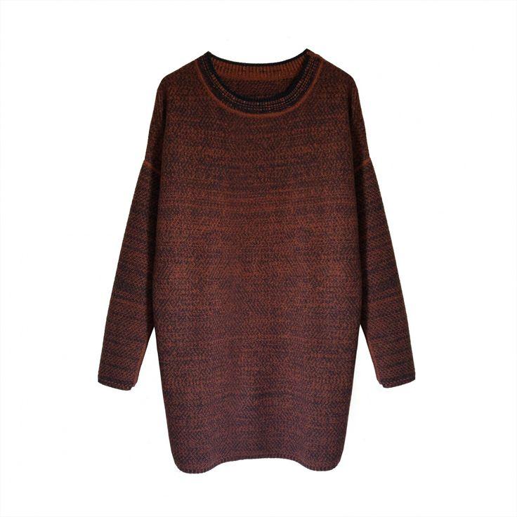 Robe en laine mérinos par POST DIEM. Dispo sur www.luli-shop.com