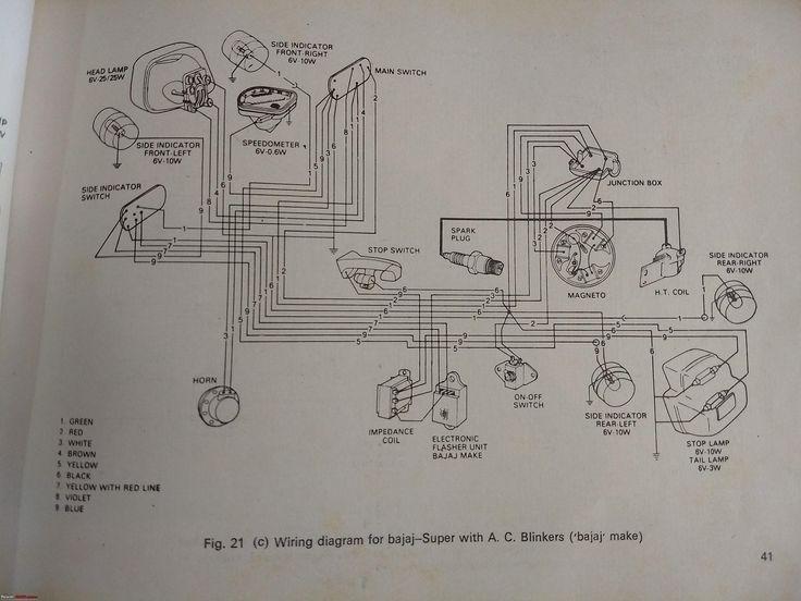 24 Complex Hero Honda Wiring Diagram Design Ideas   S