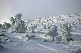 Zima w Karpaczu