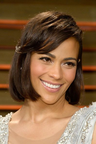 Best Beauty Looks From The Oscars 2014 After Parties // Paula Patton