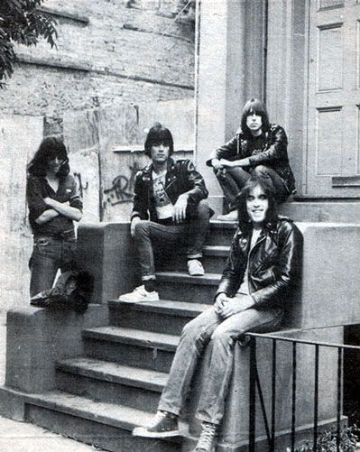 Ramones - Fotos - VAGALUME