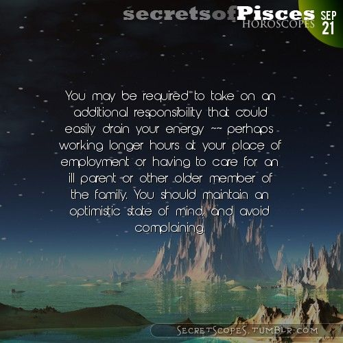 Pisces Horoscope. Seen tomorrow's horoscope?  Visit iFate.com Astrology today!