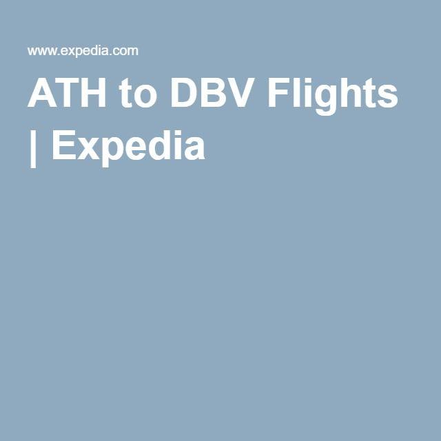 ATH to DBV Flights | Expedia