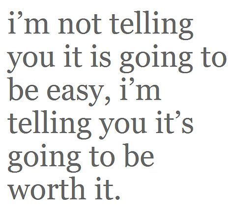 Hard work is always worth it!