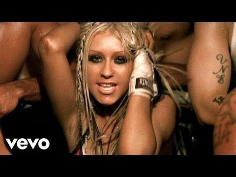 Christina Aguilera - Dirrty ft. Redman - YouTube