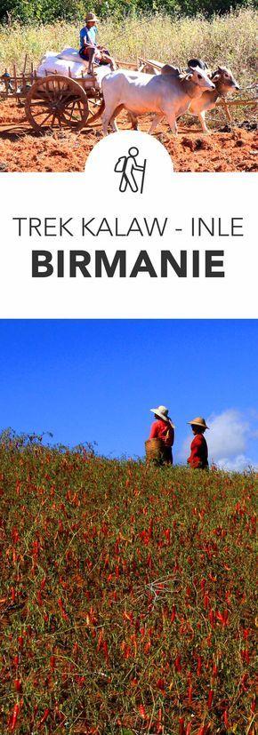 Tout ce qu'il faut savoir pour organiser son trek Kalaw - Lac Inle en 2 ou 3 jours en Birmanie