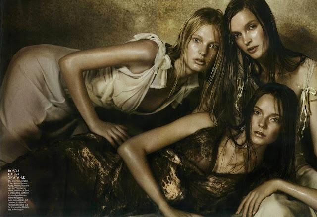 Gangs of New York | Mario Testino #photography | Vogue US February 2011