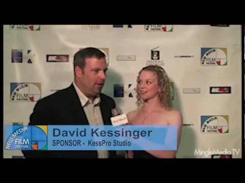 Check out what KessPro Studios owner David Kessinger has to say on the Red Carpet about filmmakers, festival and sponsors making a difference for a win / win